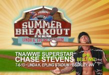 Chase Stevens is coming to NWA Mid Atlantic
