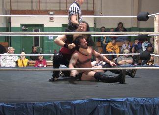 Jason Kincaid vs Kid Apollo
