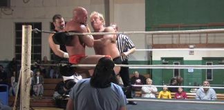 The Legion Of Chaos VS T.R. Superstar & Jack Miller