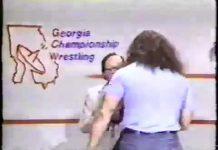 Bruiser Brody Debut on Georgia Championship Wrestling 5/9/83