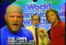 Buzz Sawyer & Larry Zbyszko Interview 1 [GCW 1983]