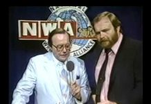 CHAMPIONSHIP WRESTLING FROM GEORGIA OCTOBER 6, 1984