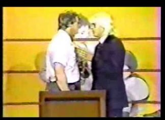 GCW - Tommy Rich - Roddy Piper Studio Brawl II