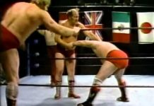 Georgia Championship Wrestling 1981 Ole and Gene Anderson