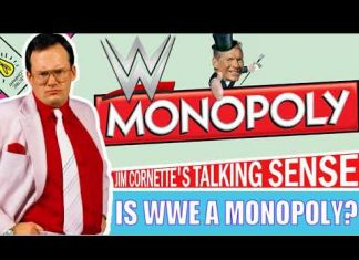 Jim Cornette: Is WWE a Monopoly?