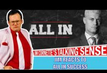 Jim Cornette on ALL IN! - (Cody Rhodes, Young Bucks, 30 Minute Ticket Sell-Outs)