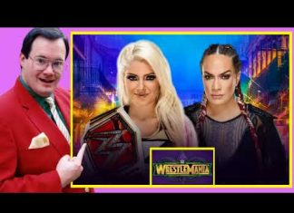 Jim Cornette on Alexa Bliss vs Nia Jaxx - RAW Women's Title (WWE WrestleMania 34 Review)