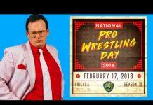 Jim Cornette on Chikara's 'Pro Wrestling Day 2018' Event
