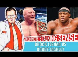 Jim Cornette on Differences Between Bobby Lashley & Brock Lesnar's Personalities