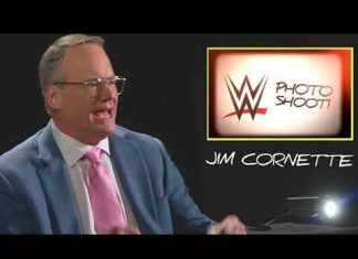 Jim Cornette on Filming 'WWE Photo Shoot' for WWE Network