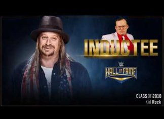 Jim Cornette on Kid Rock's WWE 2018 Hall of Fame Induction