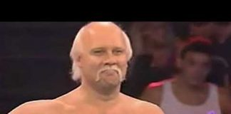 Jim Cornette on Randy Hogan (WCW Jobber)