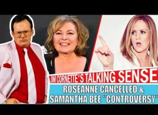 """Jim Cornette on Roseanne Getting Cancelled & Samantha Bee """"Controversy"""""""