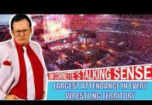Jim Cornette on The Largest Attendance for Each Wrestling Territory