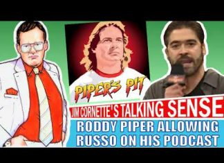 Jim Cornette's Classic Rant on Vince Russo's Appearance on Piper's Pit Podcast