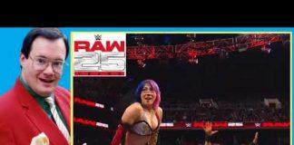 Jim Cornette's RAW 25 Review: 8-Woman Tag Match, Alexa Bliss & Charlotte Flair