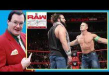 Jim Cornette's RAW 25 Review: John Cena & Elias Confrontation