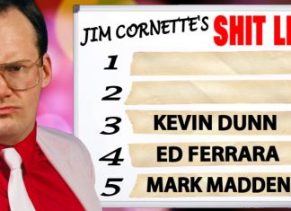 Jim Cornette's Top 5 People He Hates The Most! - A Jim Cornette Compilation
