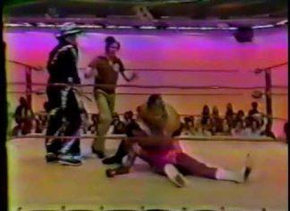 Mongolian Stomper vs Burrhead Jones (CWA 2-24-79) Classic Memphis Wrestling