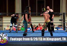 NWA Smoky Mountain TV - July 20, 2013