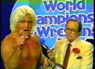 Ric Flair Interview [GCW 1983]