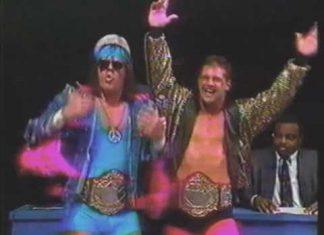 Scotty Flamingo vs Jeff Jarrett - USWA Heavyweight Title Match (1993) Memphis Studio Wrestling