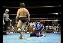Ted Dibiase gets robbed   Georgia Championship Wrestling '84