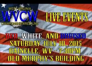 WVCW Episode 235 - West Virginia Championship Wrestling - July 4th, 2015
