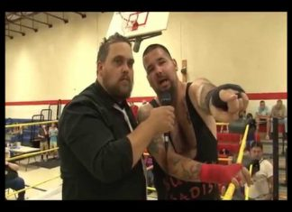 WVCW Episode 245 - West Virginia Championship Wrestling - September 12, 2015