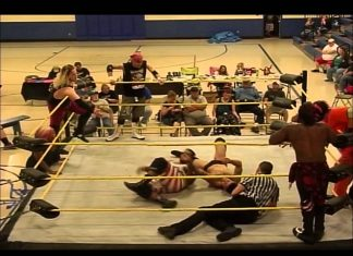 WVCW Episode 252 - West Virginia Championship Wrestling - October 31st, 2015