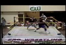 WVCW TV Episode 33 - West Virginia Championship Wrestling Television - 08/17/11