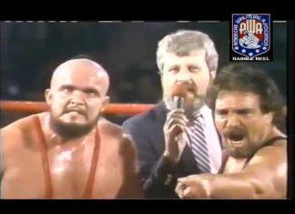AWA CHAMPIONSHIP WRESTLING MAY 27, 1986