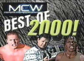 MCW Memphis Championship Wrestling Best of 2000