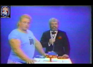 AWA ALL STAR WRESTLING SEPTEMBER 2, 1989