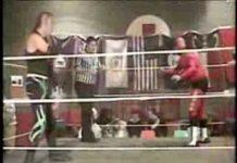 WVCW TV Episode 2 - West Virginia Championship Wrestling Television - 01/12/11