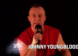 Johnny Youngblood 2013 Promo