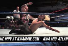 NWA Mid-Atlantic  - The Landing