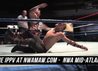 NWA Mid-Atlantic  - The Landing