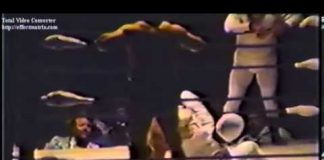 05/18/1973: Eddie & Mike Graham versus the Mysterious Medics