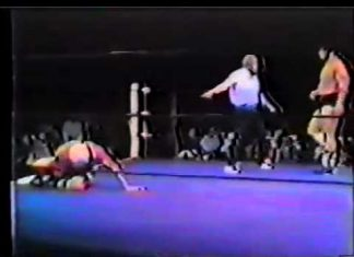 07/21/1973: Bill Watts vs. Mr. Wrestling #1