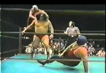 09/13/1975: Andre the Giant vs. Eric Von Heller & the Masked Marauder