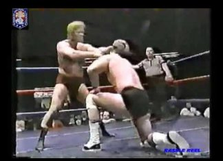 AWA ALL STAR WRESTLING MAY 19, 1984