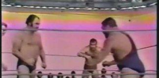 Bill Dromo, Don Fargo vs Tommy Gilbert, Terry Sawyer (CWA 11-11-78) Classic Memphis Wrestling