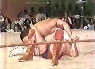 Bill Dundee vs Paul Ellering (5-24-80) Classic Memphis Studio Wrestling Match