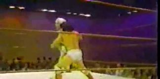 Bill Dundee vs Tommy Rich - Jerry Lawler Commentary (8-23-80) Memphis Wrestling