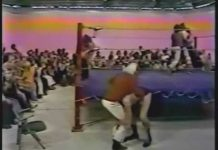 Bounty Hunters vs Robert Gibson, Jackie Welch (CWA 11-11-78) Classic Memphis Wrestling
