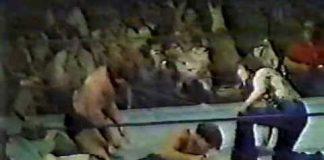 "Brad Armstrong vs ""Big"" Jim Duggan - Georgia Championship Wrestling (Columbus, GA house show)"