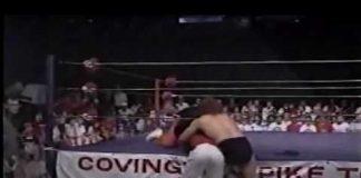 Brickhouse Brown vs Stud Stable - Watermelon Angle 2 of 2 (8-28-88) Memphis Wrestling