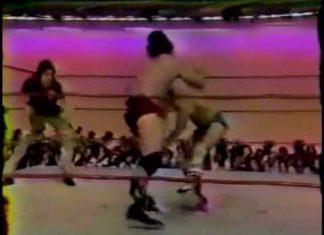 Buzz Sawyer vs Jimmy Golden (CWA 2-24-79) Classic Memphis Wrestling Match