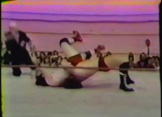 Buzz Sawyer vs Roger Howell (CWA 2-17-79) Classic Memphis Wrestling Jobber Match